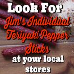 Jim's Pepper Sticks Jim's Meat Market Iron River, WI